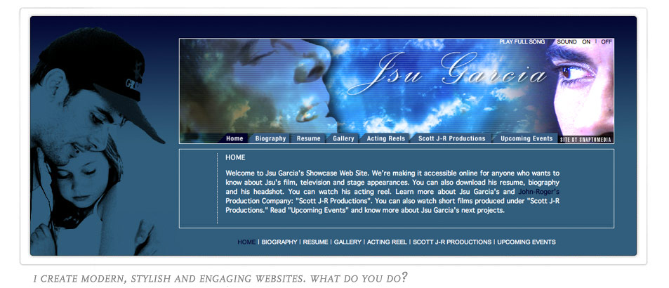 Jsu Garcia Website. Click Here to see the work.